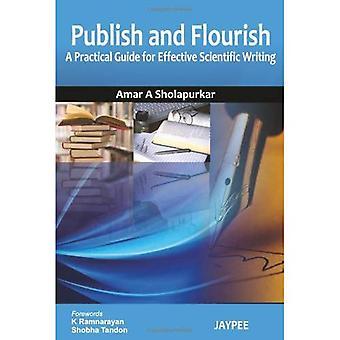 Publicera och blomstra