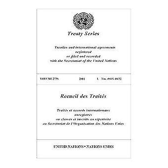 Fördragssamling 2758