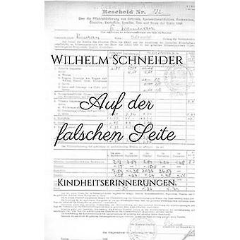 Auf der falschen Seite par Schneider & Wilhelm