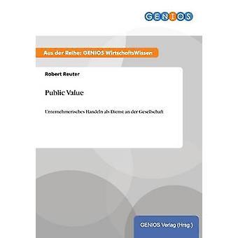 Valor público por Reuter & Robert