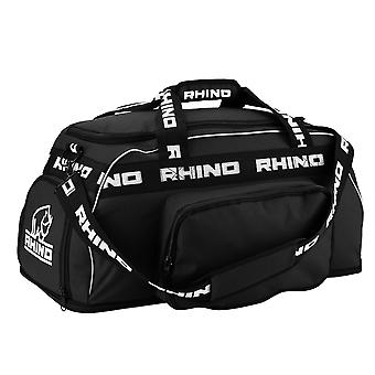 Rhino Mens Players Sports Holdall Bag (Pack of 2)