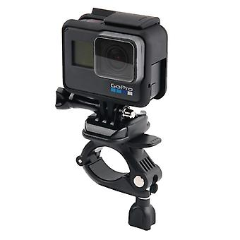 Stand bicycle bracket small size black for GoPro HERO 7 / 6 / 5 / 5 session / session 4 / 4 / 3 + / 3 / 2 / 1 / etc.