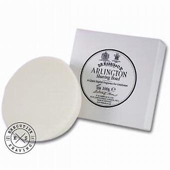 D R Harris Shaving Soap Refill in Arlington 100g