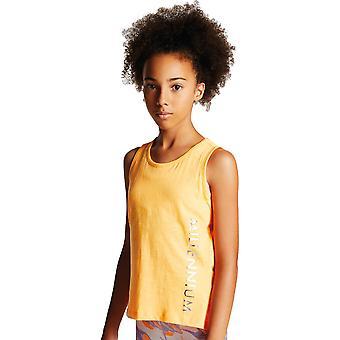 Dare 2b Girls Sunrise Cut Out Back Casual Vest Top