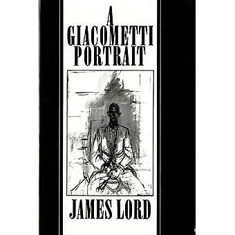 A Giacometti Portrait by James Lord - 9780374515737 Book