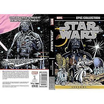 Star Wars Legends Epic Collection - the Newspaper Strips Vol. 1 - Vol.