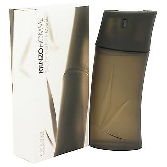 Kenzo Homme Boisee (Woody) by Kenzo Eau De Toilette Spray 3.4 oz / 100 ml (Men)