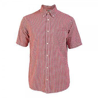 Carhartt Short Sleeve Gibson Check Shirt