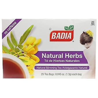 Badia Natural Herbs Tea