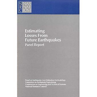 Estimering tab fra fremtidige jordskælv: panel rapport