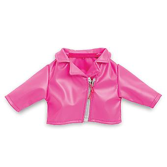 Ma Corolle-Cuir poppencoat Rose