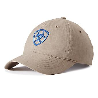 Ariat Womens Arena Cap - Toasted Almond/dutch Blue