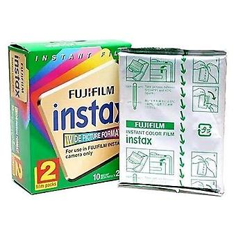 Fujifilm instax wide 20 sheets