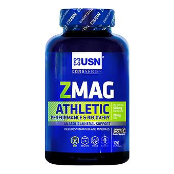 ZMAG Athletic Anabolic Mineral Support Capsules
