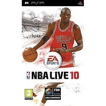 NBA Live 10 (PSP) - Usine scellée