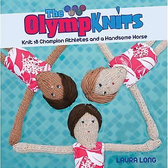 David & Charles Books Olympknits Dc 02323