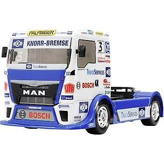 Tamiya Racing Truck Team Hahn Racing Brushed 1:14 RC model truck Electric HGV 4WD Kit