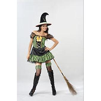 Guirca Witch Girl Adult Costume (Kinder , Spielzeuge , Kostueme)
