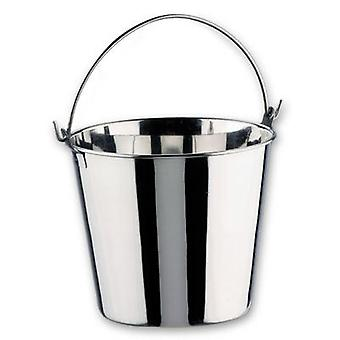 Lacor Pail st.steel garinox 28 cms 12lt (Home , Kitchen , Wine and Bar , Coolers)