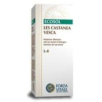Forza Vitale Les Brown 50Ml Castanea vesca. (Herbalist's , Natural extracts)