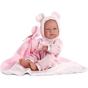 Llorens Nica With Blanket (Toys , Dolls And Accesories , Baby Dolls , Dolls)