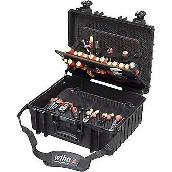 Electrical contractors Tool box (+ tools) Wiha Professional
