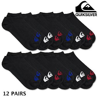 4 x calze Quiksilver 3-Pack