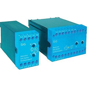 Soft starter Peter Electronic SAS 7,5 Motor power at 400 V 7.5 kW Motor power at 230 V 4 kW 400 Vac Nominal current 16 A