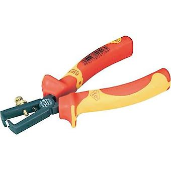 VDE cable stripper Suitable for Insulated cables 10 mm² (max) 5 mm (max) NWS 145-69-VDE-160