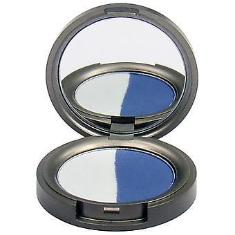 Beauty Without Cruelty Pressed Mineral Eyeshadow Duo Ultramarine