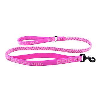 Rok hund snor Pink Camo 54