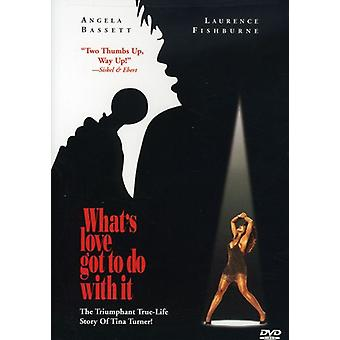 What's Love Got to Do with It [DVD] USA import