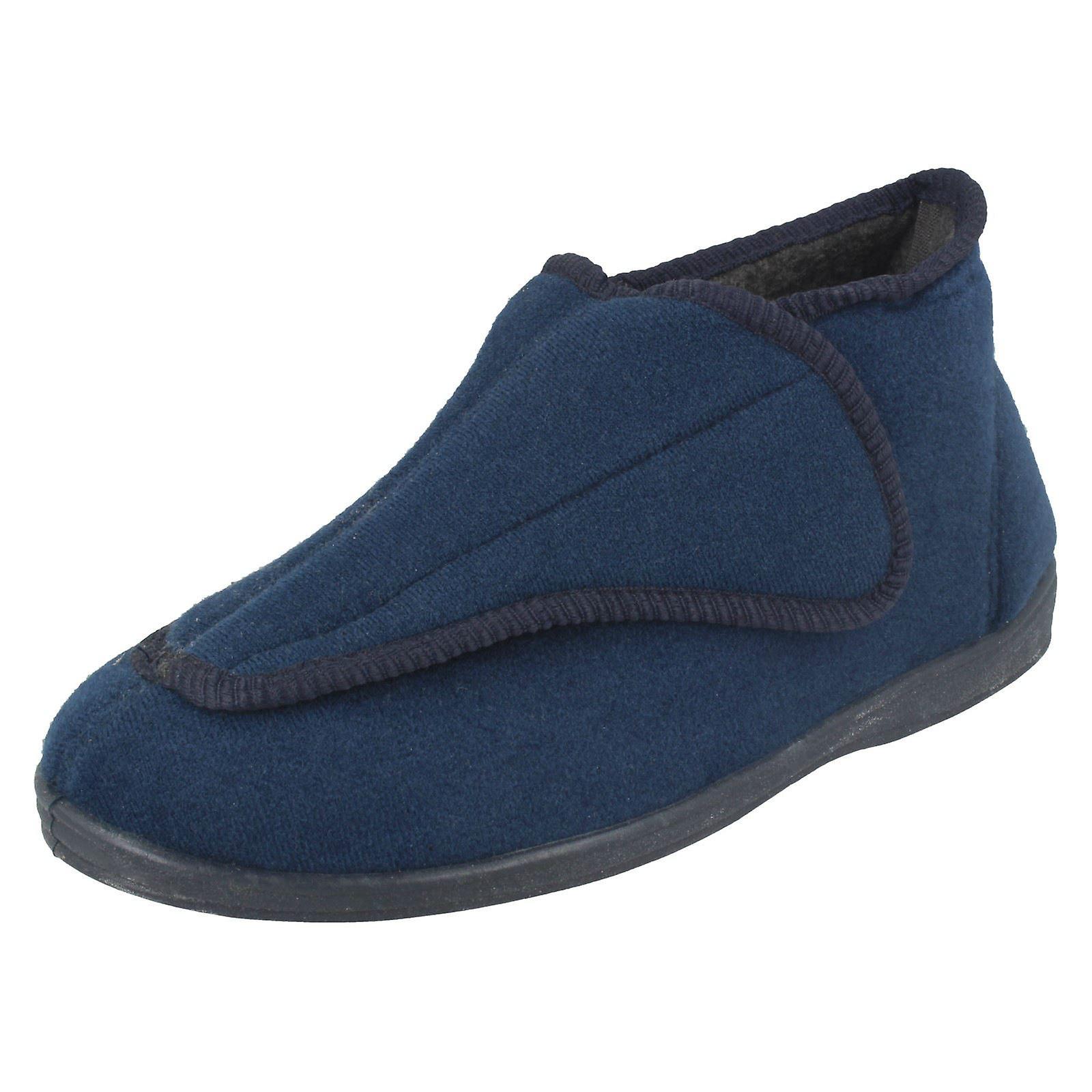 Womens natura forma pantofola Mary Indigo