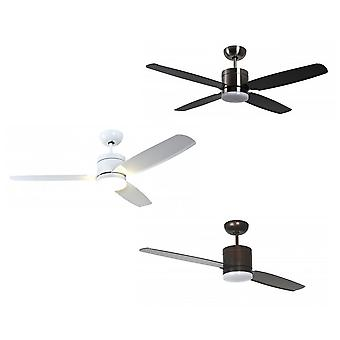 Innovative energy-saving ceiling fan Turno with LED light