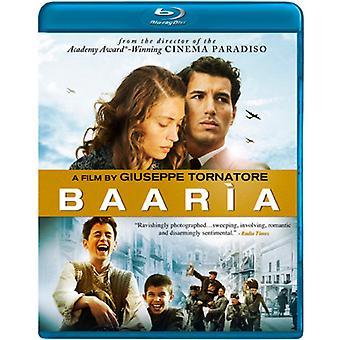 Baaria [BLU-RAY] USA import
