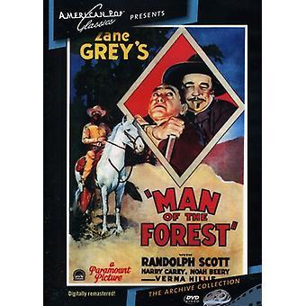 Hombre de la importación de los E.e.u.u. [DVD] (1933) de bosque