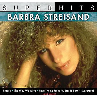 Barbra Streisand - Super Hits [CD] USA import