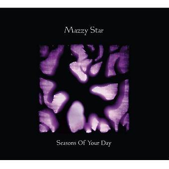 Mazzy Star - sæsoner af din dag [CD] USA import