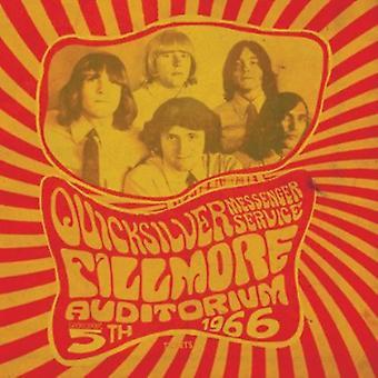 Quicksilver Messenger Service - Fillmore Auditorium-November 5 1966 [CD] USA import