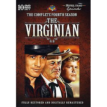 Virginian: Season 4 [DVD] USA import