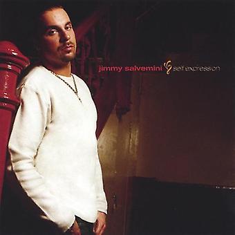 Jimmy Salvemini - Self Expression [CD] USA import