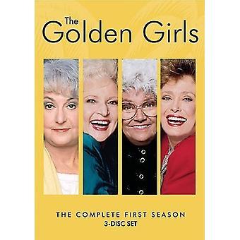 Golden piger: Komplette første sæson [DVD] USA importerer