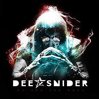 Dee Snider - vi er dem [Vinyl] USA importerer