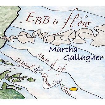 Martha Gallagher - Ebb & Flow [CD] USA import