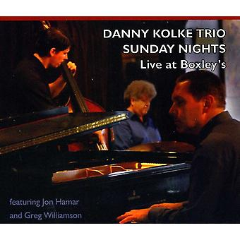 Danny Kolke Trio - søndag aften [CD] USA Importer