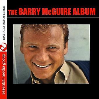 Barry McGuire - Barry McGuire Album [CD] USA import