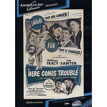 Here Comes Trouble (1948) [DVD] USA import
