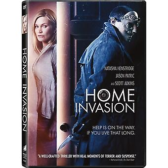 Home Invasion [DVD] USA import