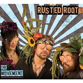 Rusted Root - Movement [CD] USA import