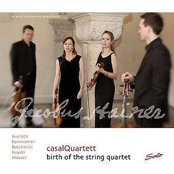 Casalquartett - fødsel af strygekvartet, Vol. 1 [CD] USA import